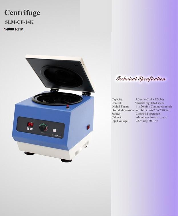 Micro Centrifuge High Speed